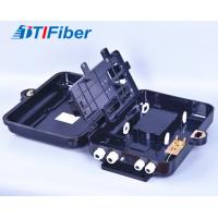 Buy cheap 48 Core Fiber Optic Distribution Box Wall Or Pole Mounted Protection Level IP65 from wholesalers