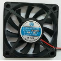China 60 × 60 × 15 mm Equipment Cooling Fan / Radiator Cooling Fan/ Exhaust Cooler Fan wholesale