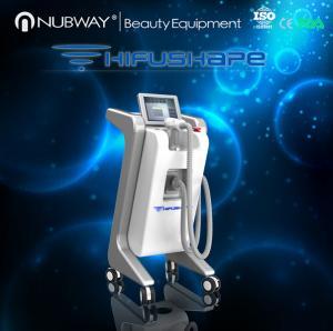 China 2015 salon use body shaping ultrasound slimming device vertical HIFUSHAPE on hot sale wholesale