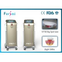 China Popular Europe using CE certificated fast hair removal unhairing beauty equipment ipl shr wholesale
