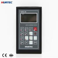 China LCD Display With Back - Light USB / RS232 Portable Leeb Hardness Tester RHL30 wholesale