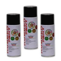 China cool ,colorful  400ml Aerosol Rubber Car wheel hub paint Personality of car wholesale