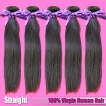 Buy cheap Best Wholesale Human Hair Vendors Brazilian Straight Virgin Hair Brazilian Hair from wholesalers