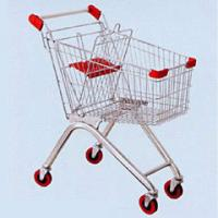 China grocery shopping carts hand pallet truck luggage trolley  on sale