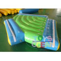 China 2 Years Warranty Inflatable Adult Water Slide Drop Kick For Aqua Sport Game Park wholesale