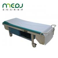 China No Lifting Ultrasound Examination Table , B - Mode Ultrasound Bed Long Life wholesale