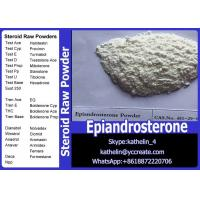 China Raw Powder Muscle Gain Steroids Epiandrosterone Steroid For Bodybuilding CAS 481-29-8 wholesale