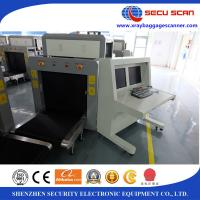 China Multi - Energy High Resolution X Ray Baggage Scanner inspection system for  Airport Security wholesale
