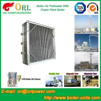 China Water Proof Plate Air Preheater / Combustion Air Preheater Hot Water wholesale