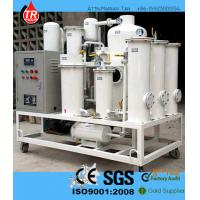 China ZJR Multi-functional Double-Stage Transformer Oil Purifier Equipment,oil filtration plant wholesale