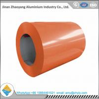 Quality Color Coated Aluminum Coil For Sandwich Panel for sale