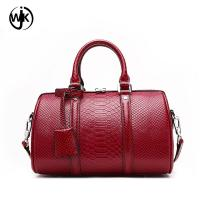 China 2018 handbag pillow shape genuine leather bag ladies new design fashion quilted handbag wholesale