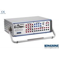 China Shock Resistant Relay Test Equipment K3063i Secondary Injection Test Set CE Approval wholesale