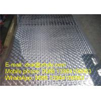 China Bright Prime Diamond Aluminum Coil / Sheet For Heat Insulation H14 H18 H24 H112 wholesale