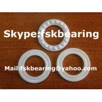 China Heat Resistant Miniature Ceramic Ball Bearings F5-10 / F6-12 wholesale