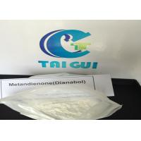 China Muscle Building Oral Anabolic Steroids Methandienone Powder 72-63-9 wholesale