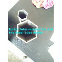 Quality Hexagonal Special Steel Pipe 50mm Seamless Stainless Steel Tubing for sale