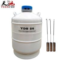 Quality TIANCHI 20 litre container liquid nitrogen price for sale