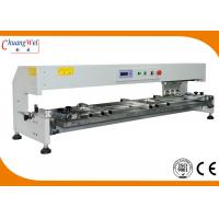 Buy cheap Motorized FR4 Boards PCB Separator High Effect Cutting Capacity from wholesalers