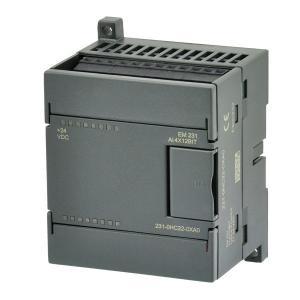 EM231 4 Analog Input Micro PLC Controller 24V DC Program Logic Controller