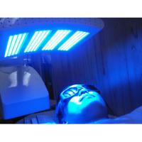 China PDT LED Light Therapy Machine For Wrinkle Reduction , Anti Aging Facial Light Therapy Devices wholesale