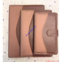 China A5 Size Leather Diary Personalized Soft Cover Notebook, gift notebook wholesale