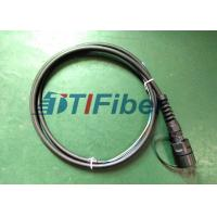 China ODVA -LC Duplex IP67 Fiber Optic patch cord / fiber patch cable assemblies wholesale