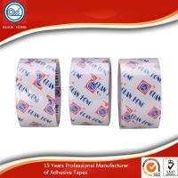 China High Resistance BOPP Packaging Tape 76mm offer Printing High Adhesive wholesale