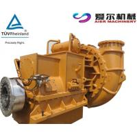 China High Effieiency River Sand Pumping Machine For River Dredger / Sand Suction wholesale