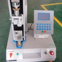 China Rubber Test Power Tensile Tester Insertion Force Compression Stress Instrument Equipment For Electronic Laboratory wholesale