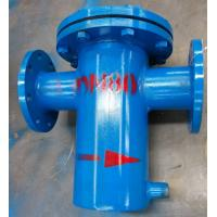 Industrial Flange Water Meter Strainer Connect As Ansi #150 Ss304 / 316