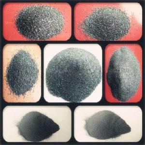 Black Silicon Carbide for Grinding Wheel