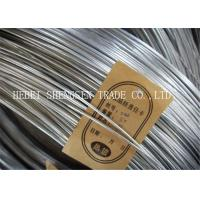 China Low Carbon Hot Dipped Galvanized Iron Wire For Making Chain Link Fence wholesale