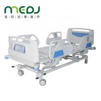 China Five Function Electric Ultrasound Examination Table Advanced ABS Bed Head Bed Tail Board wholesale