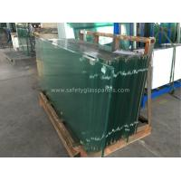 Wholesale Horizontal Flat  Tempered Safety Glass Furniture Decorative Glass Panels from china suppliers