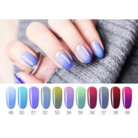 China Healthy Design Fast Delivery High Quality Color Changing Gel Polish UV Gel Polish wholesale