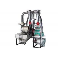 China Roller type 5TPD small scale grain wheat corn flour milling machine for food processing factory wholesale