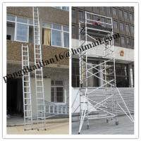 China Hot-selling ladder with Aluminium material&Aluminium ladder wholesale