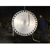 China forged flange , carbon steel pipe flange , blind flange , 72inch flange wholesale