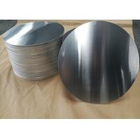 China Large Polished DC 3003 Aluminium Circles Lightweight For Baking Tray wholesale