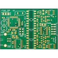 China Customized PCB Boards FR4 Green Solder Mask  with ENIG Multi Layer  Printed Circuit Boards on sale