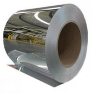 China Laminate Mirror Finish Aluminium Sheet Highly Reflective Washable For Lighting wholesale