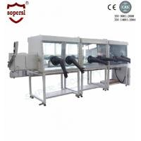 China Chemical Customize Glove Box with Gas Purification System for Lab usage on sale