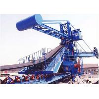 China Coal Bucket Wheel Stacker And Reclaimer , Portal Scraper Reclaimer For Bulk Cargo wholesale