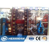 China Plane Type Structure RTP Pipe Making Machine For Armoring High Pressure Hose wholesale