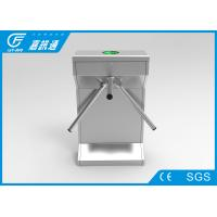 Waist height tripod turnstile for bus , 3 million cycles life span