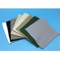 China Short Fiber Needle Punched Geotextile Non Woven PET Material 100g/m2 - 1300g/m2 wholesale