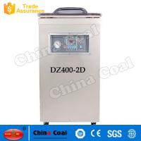 Made In China Product DZ400-2D Stainless Steel Single Chamber Vacuum Food sealer