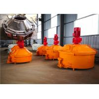 China Light Soil Cement Slurry Planetary Concrete Mixer High Efficiency Cylinder Body wholesale