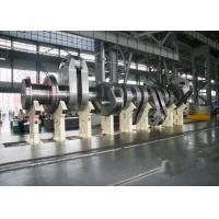 China Alloy Steel Crankshaft Forging For Slow Speed Diesel Engine , ASTM ISO Shaft Forging wholesale